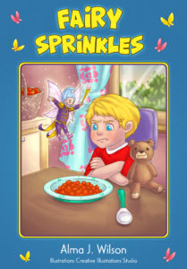 Fairy Sprinkles Front Cover
