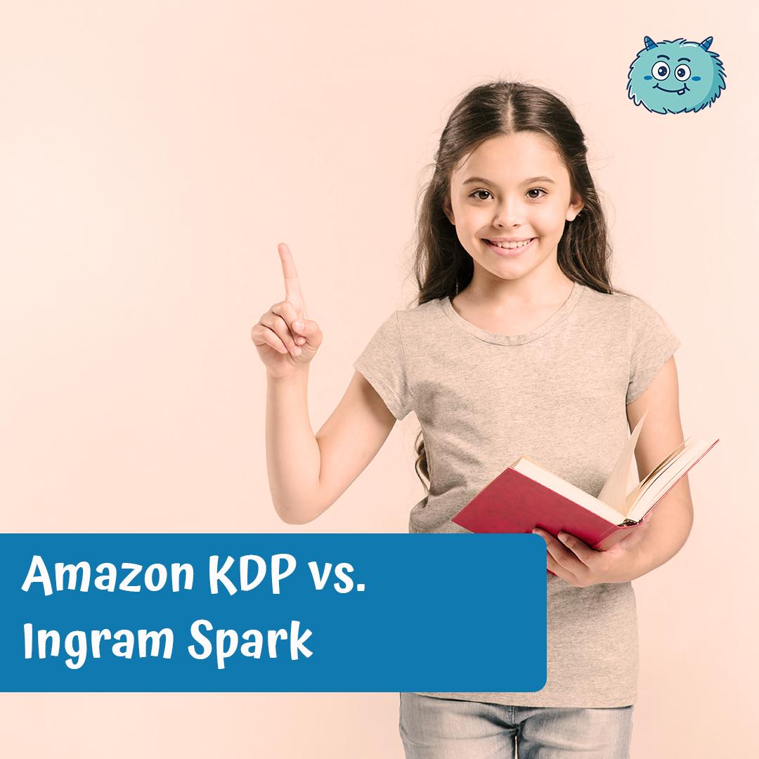 Amazon KDP vs. Ingram Spark