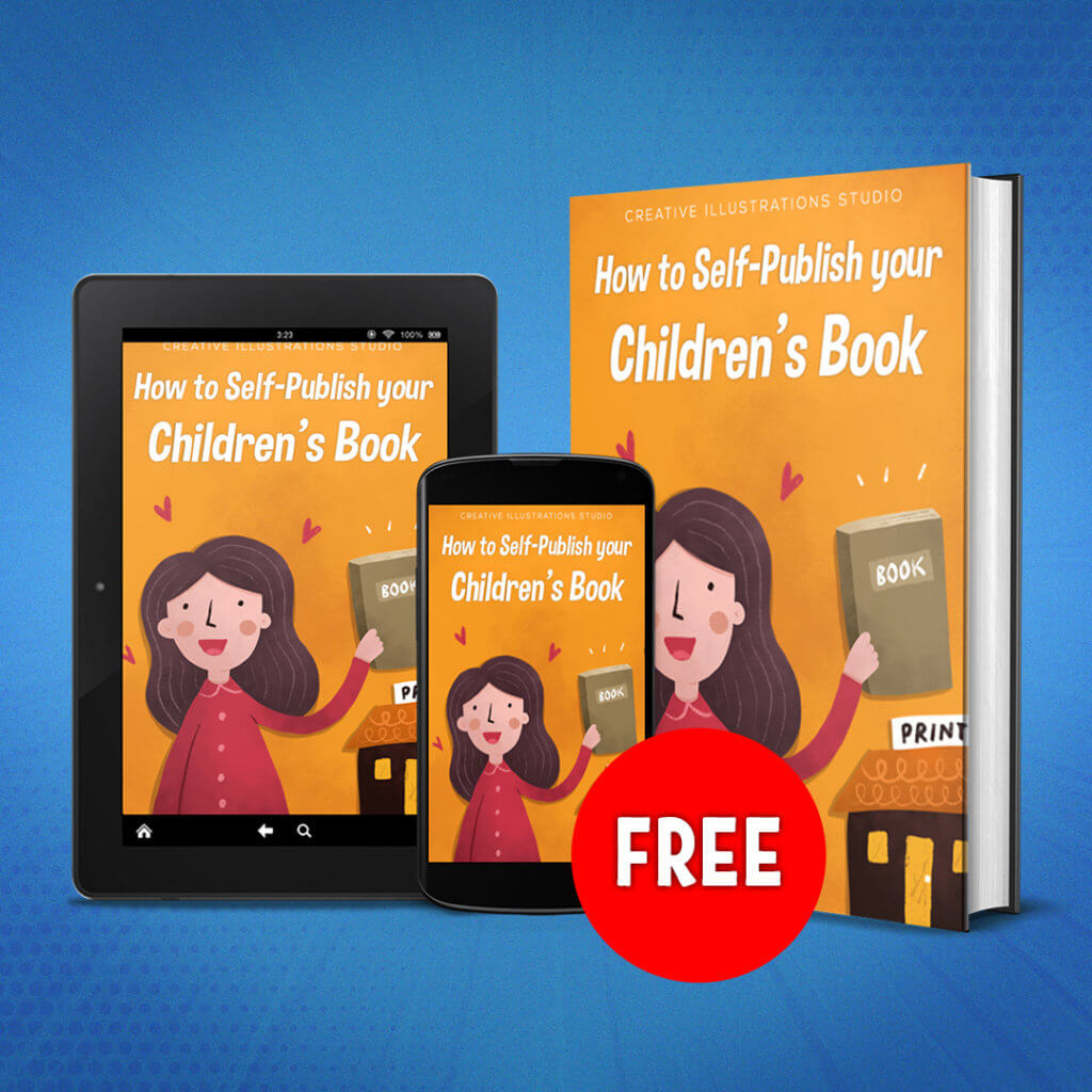 How to Self-Publish your Children's Book