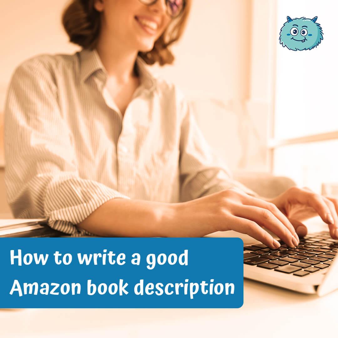 How to write a good Amazon book description