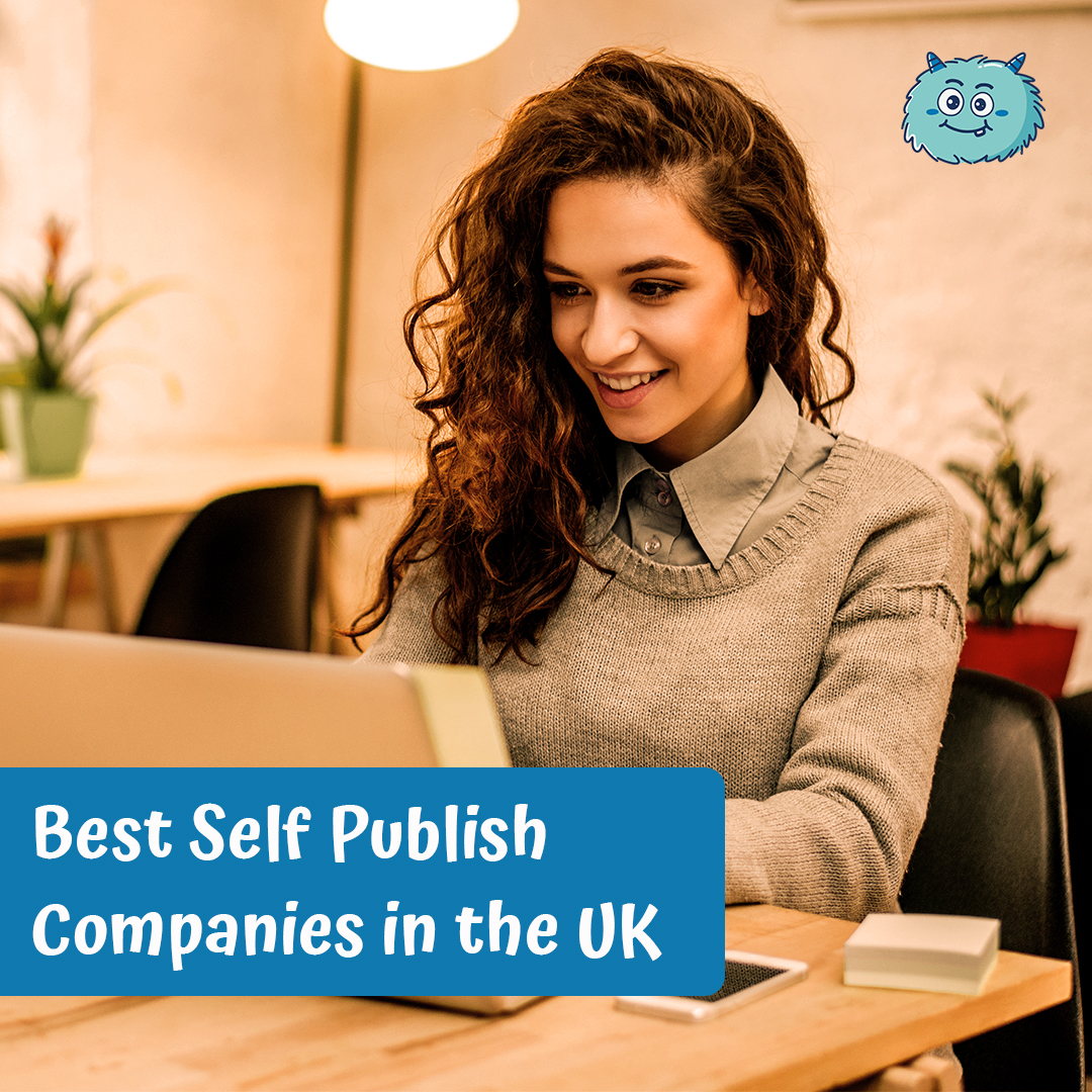 Best Self Publish Companies in the UK