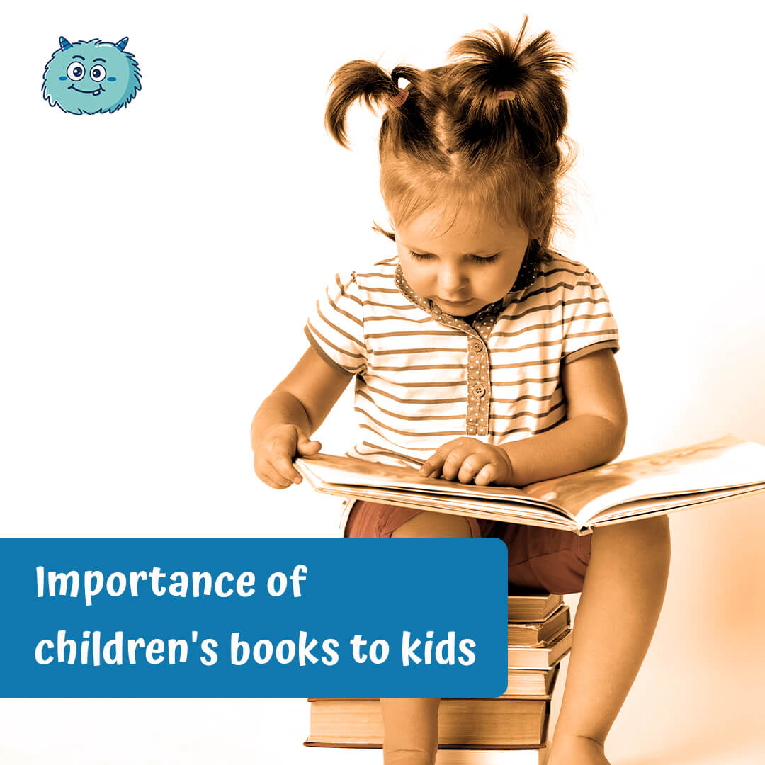 Importance of children's books to kids